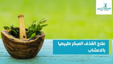 علاج القذف المبكر طبيعيا بالاعشاب