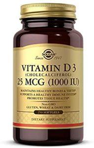 فوائد حبوب فيتامين د 1000 لكافة الفئات العمرية صحتي